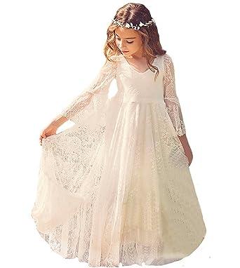 Babyonline Babyonline Prinzessin Kleider Mädchen Festlich Spitze ...