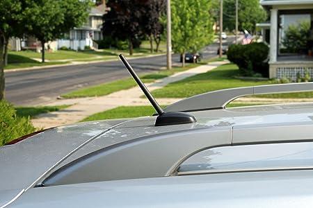 ORIGINALE road star 24cm antenna Auto Antenna Auto Mitsubishi Outlander 1 2 3 #