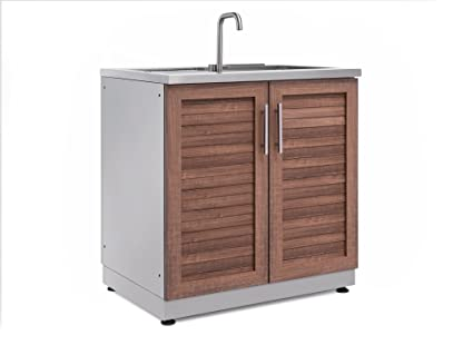 Amazon.com : New Age 65601 Products Outdoor Kitchen 32\