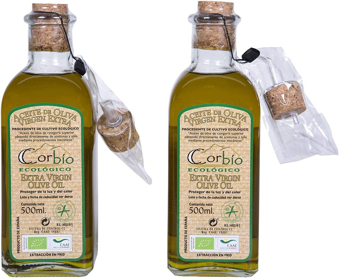 CORBÍO Aceite de Oliva Virgen Extra (AOVE) Procedente de cultivo ...