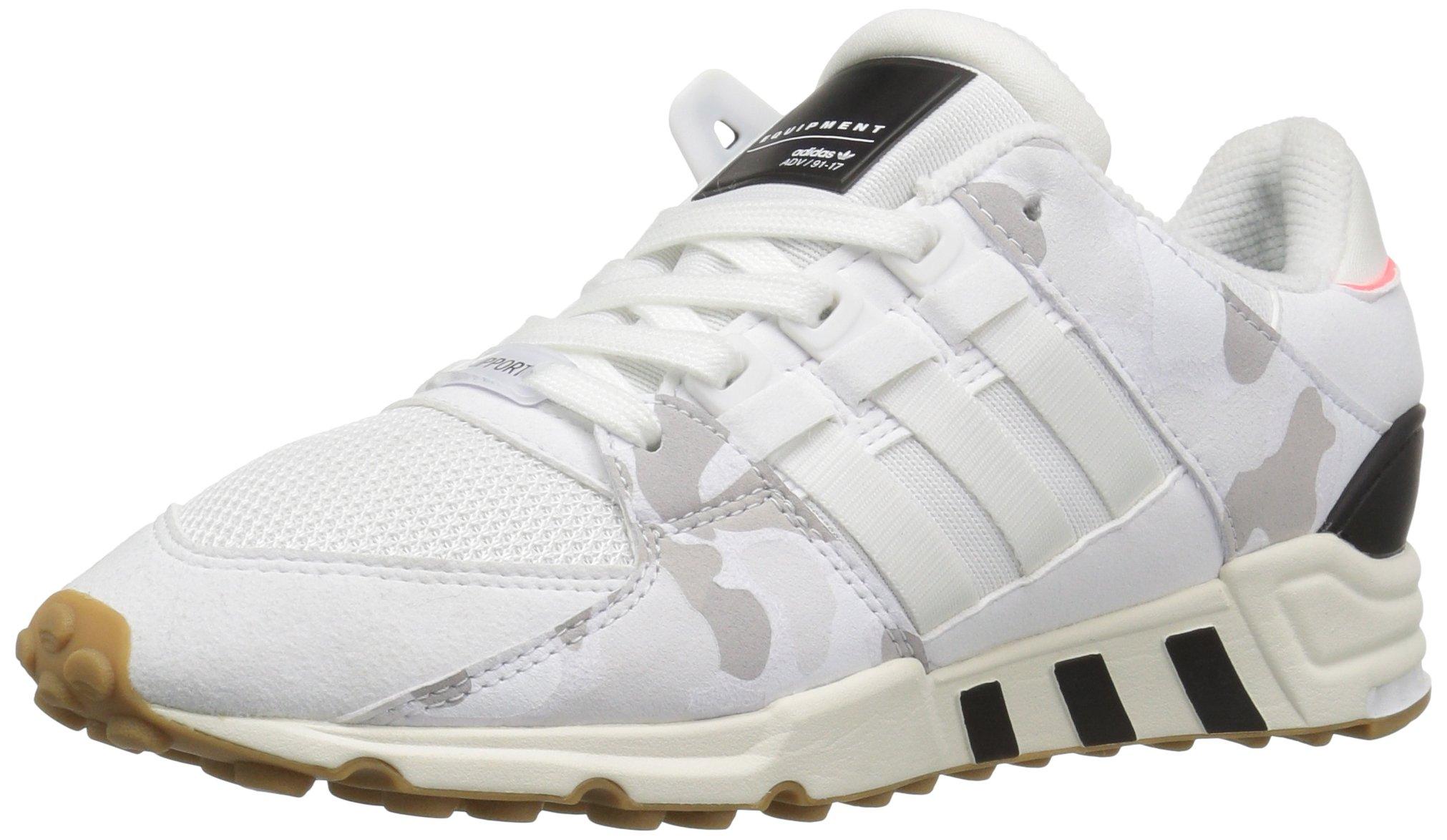 new concept 2e952 401b6 Galleon - Adidas Originals Mens EQT Support RF Fashion Sneaker,  WhiteLegacy  Black 1, (13 M US)