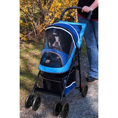 Amazon.com: CARRIOLA para MASCOTA PET GEAR modelo SPORT PET color Sport Blue: Health & Personal Care