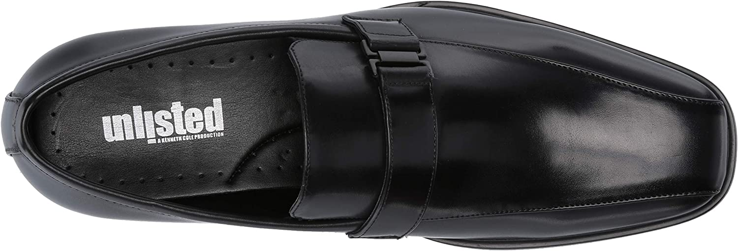 Unlisted by Kenneth Cole Mens City Loafer B