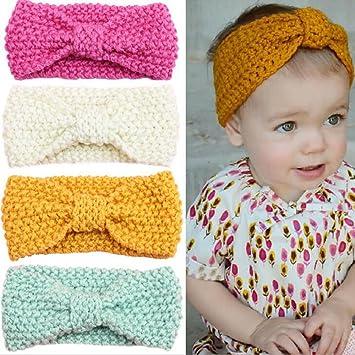 Amazon Missgrace Knit Baby Headband Baby Girl Hair Accessories