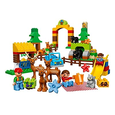 LEGO duplo 10584 Park Forest: Toys & Games