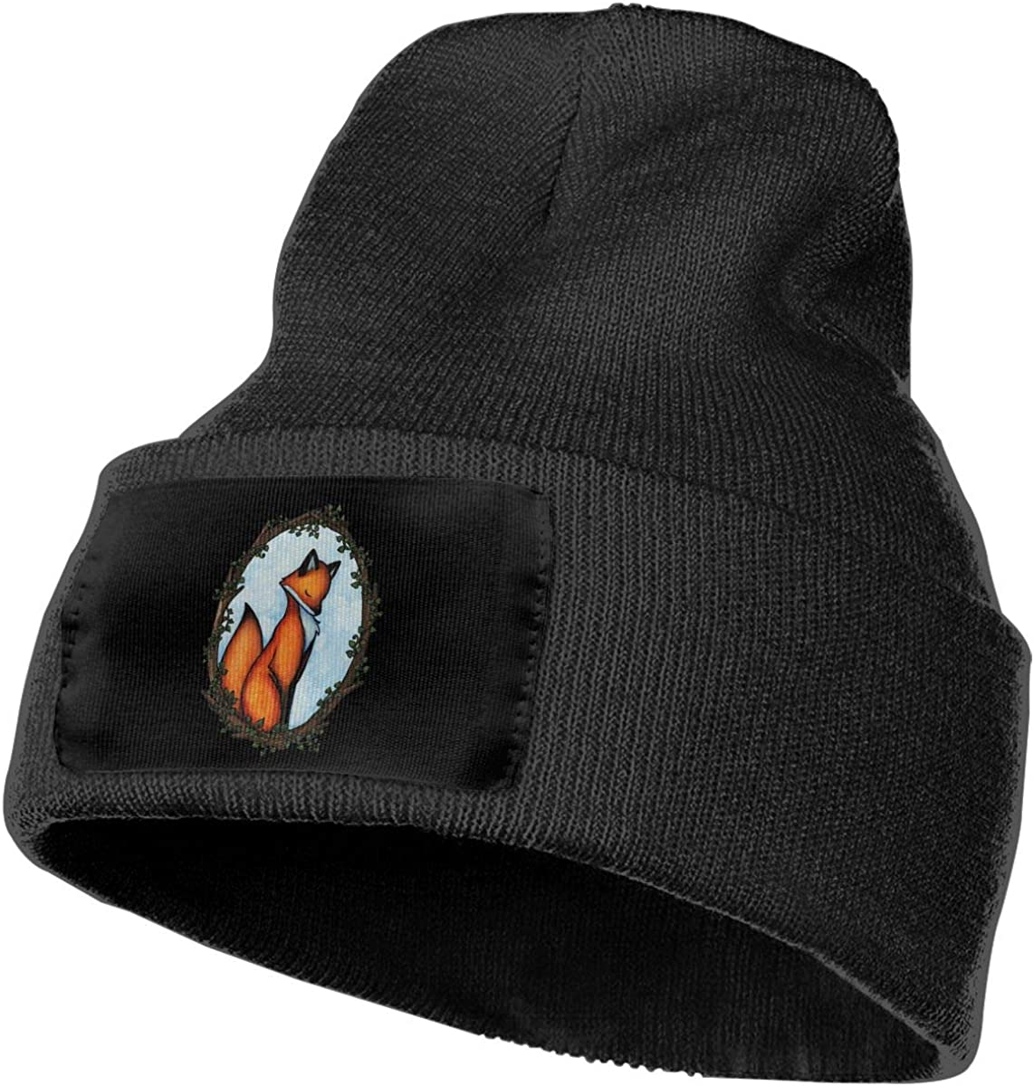 SLADDD1 Stand Back Im Going to Try Science Warm Winter Hat Knit Beanie Skull Cap Cuff Beanie Hat Winter Hats for Men /& Women