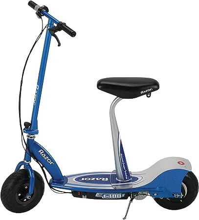 Amazon.com: Scooter eléctrico con asiento de la marca ...