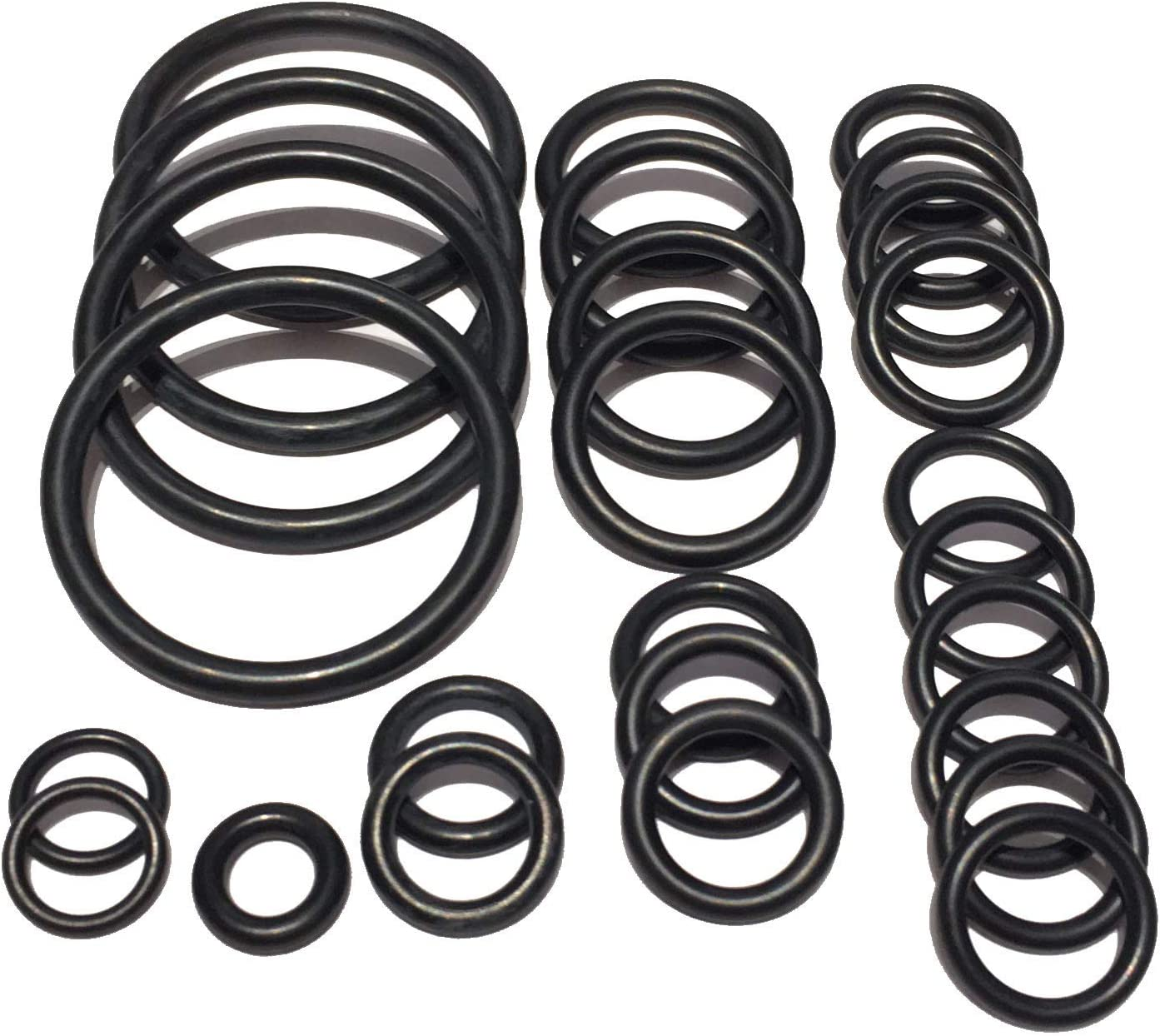 Cooling system radiator hose O ring set For BMW E53 X5 N62 Engine 4.4 Liter
