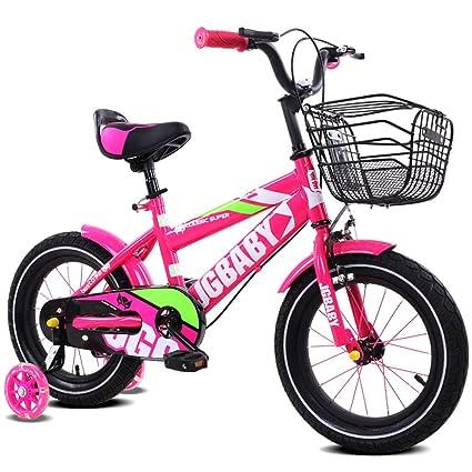 Fenfen Bicicleta para niños 2-4/3-5/4-7 Baby