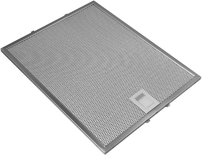 Adecuado para filtros de grasa de metal Bosch/Siemens/Neff/Constructa de Allspares 353110/00353110.: Amazon.es: Grandes electrodomésticos