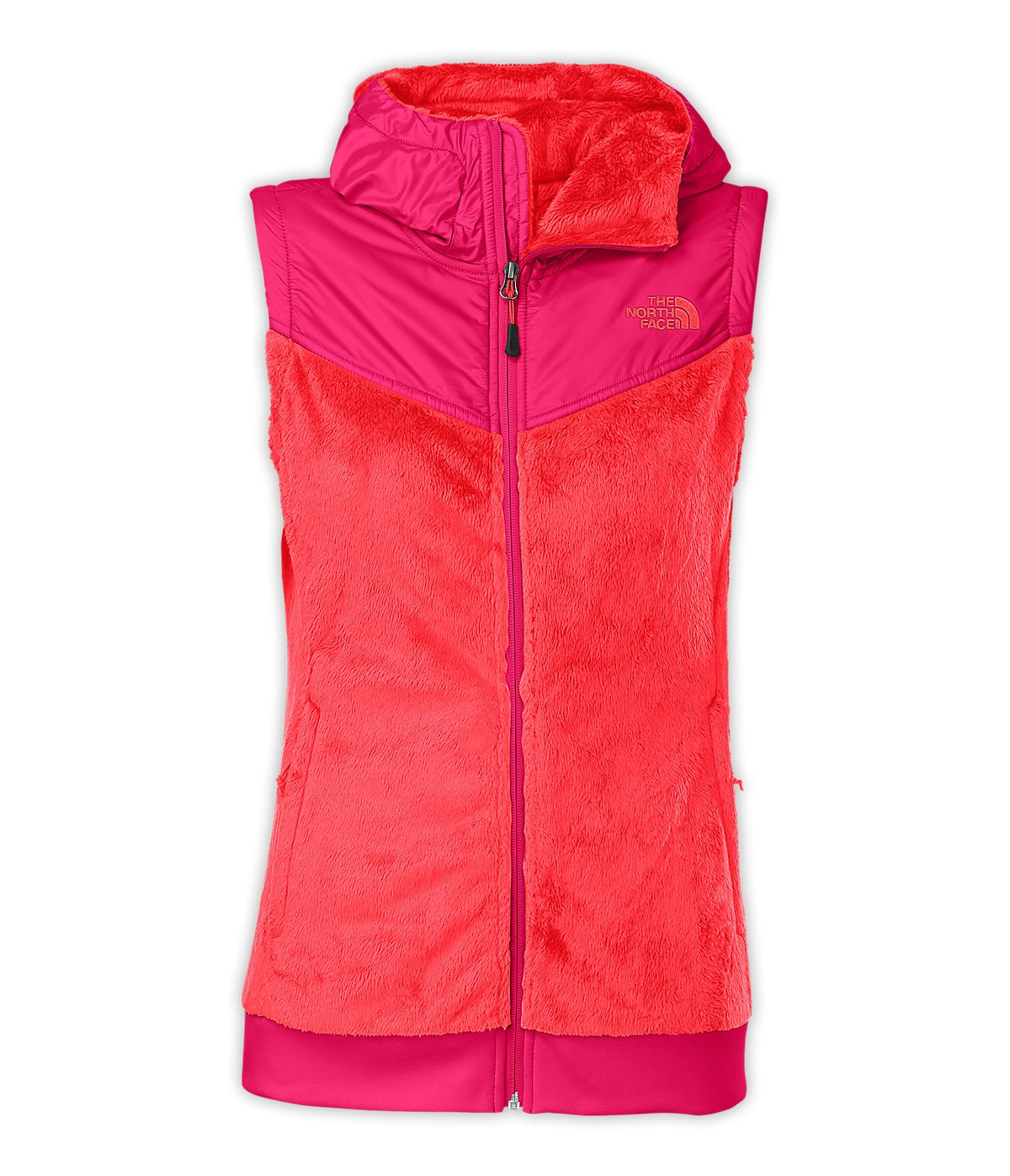 North Face Oso Hooded Vest Womens Style : C661