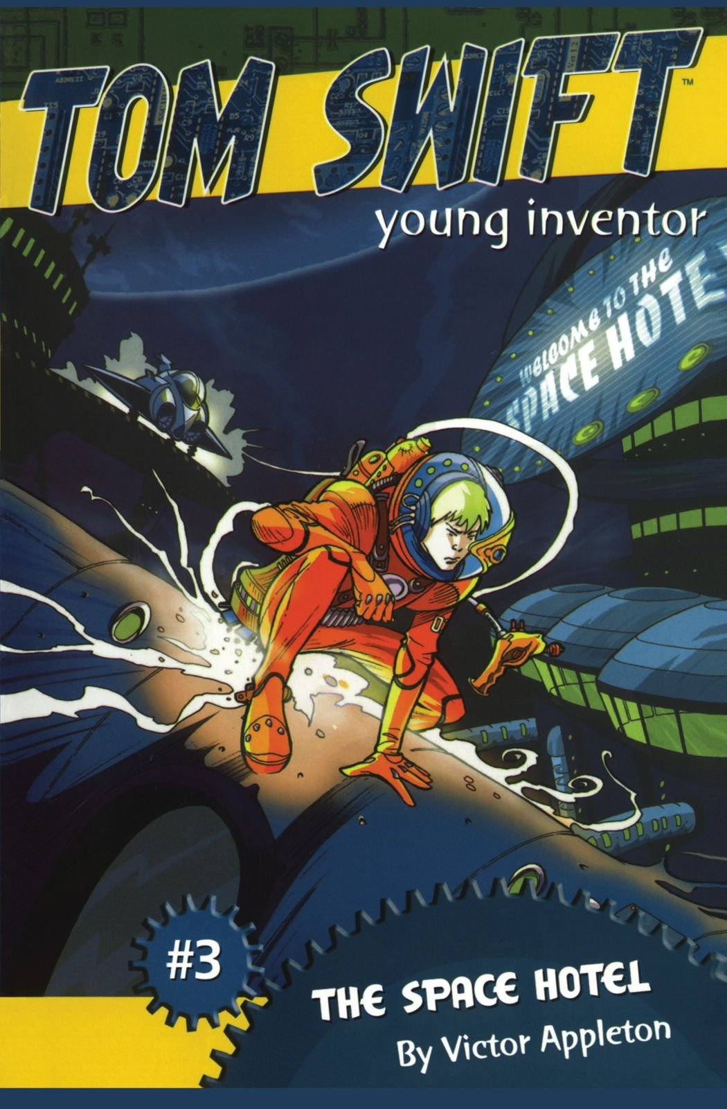 Read Online The Space Hotel (Tom Swift, Young Inventor) PDF Text fb2 book