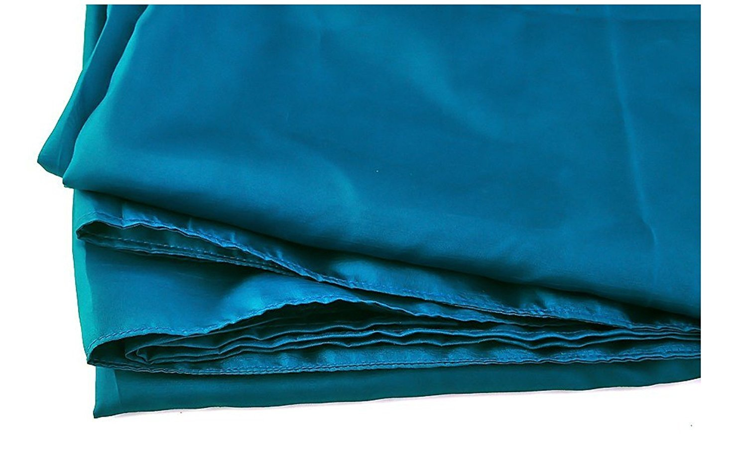 Altitude Boutique Turquoise, Red, Royal Blue, Gold Little Cloud Silk Sleeping Bag Liner for Camping Backpacking Travel Sheet Sleeping Sack