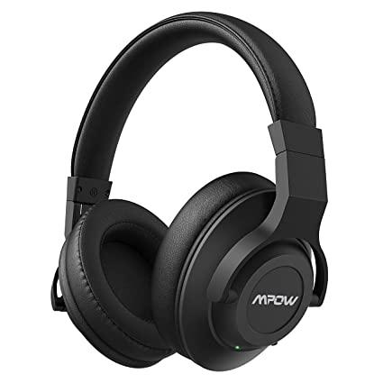 Mpow H12 Cascos Bluetooth Inalambricos(ANC),Over-Ear,Auriculares Diadema,
