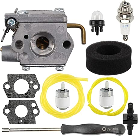 Carburetor for ryobi 410r 600r 700r 704r 705r 720r 725r 750r w//air filter kits