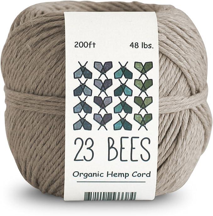 natural jute twine 3mm string Hemp cord macrame 85 m  93 yd 100 g  3.5 oz Eco friendly yarn jute rope crafts crochet thread