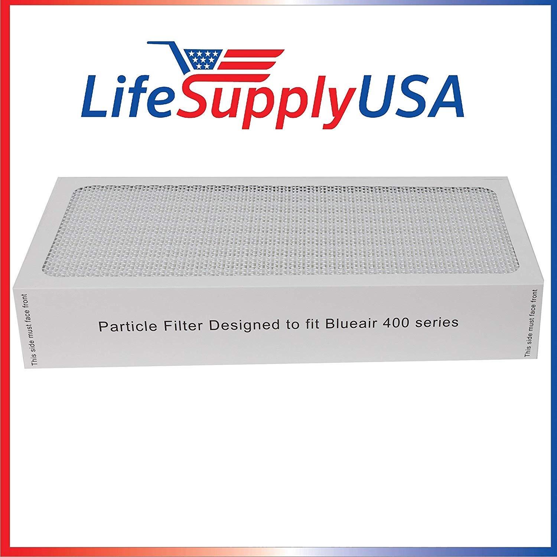 LifeSupplyUSA 1 Filtro purificador de Aire para Todos los Modelos ...