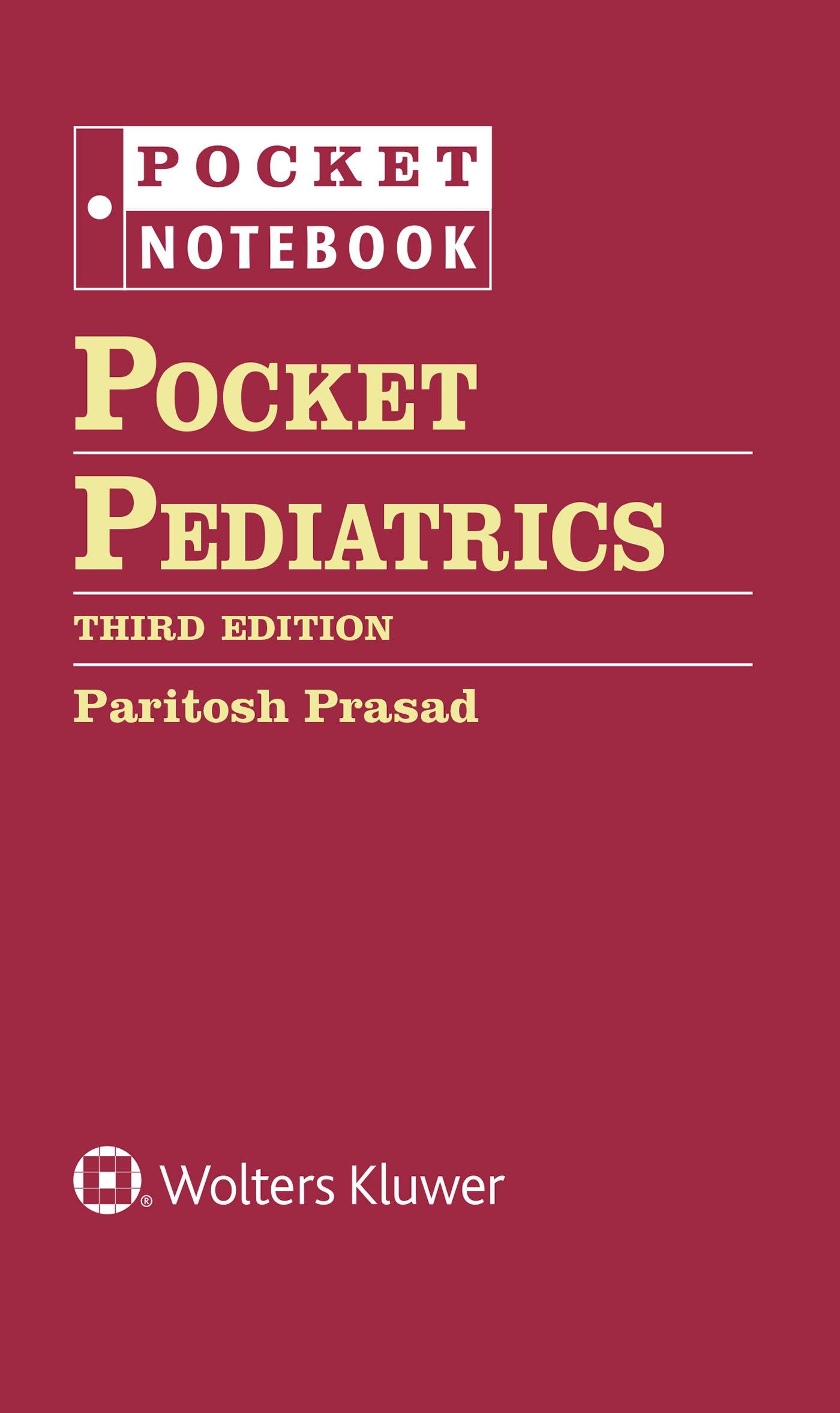 Pocket Pediatrics (Pocket Notebook)