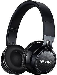 Mpow Thor,Auriculares Bluetooth Diadema,Casco Bluetooth Inalámbrico con Micrófono,Casco Plegable Headphone