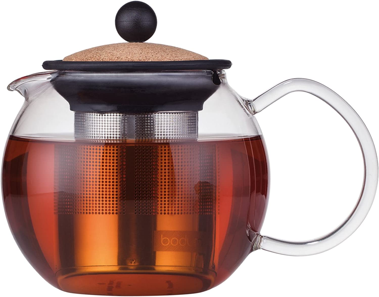 Bodum Assam Tea Press, 17-Ounce, Cork