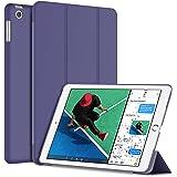 JETech Funda para Apple Nuevo iPad 9,7 2017, Carcasa con Auto-Aueño/Estela, Púrpura
