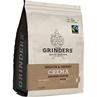 Grinders Coffee Crema FTO Ground, 200 g