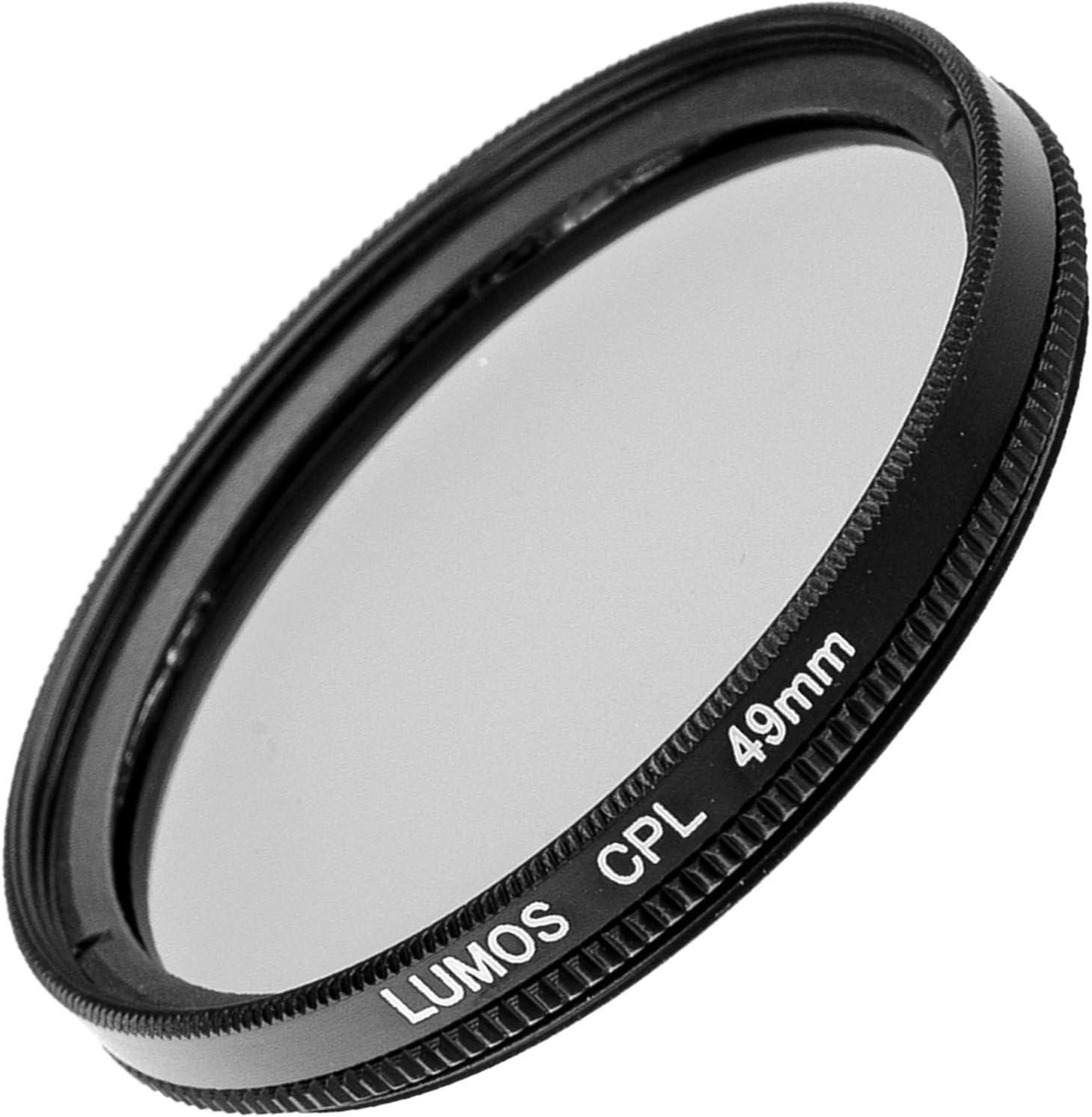 Lumos Premium Polarisationsfilter 49mm Kamera