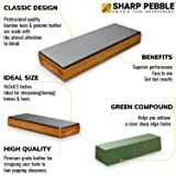 Sharp Pebble Classic Leather Strop kit with