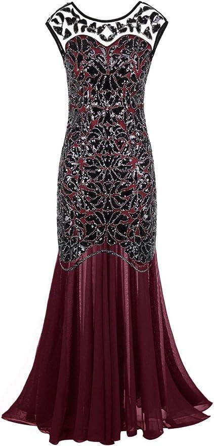 PrettyGuide Women's Prom Dress