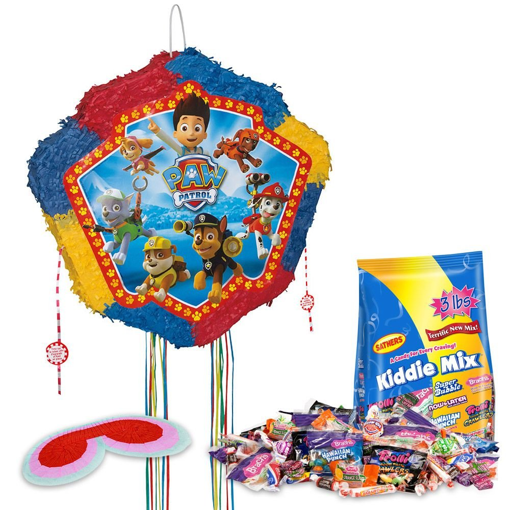 Costume Supercenter BBPK154 Paw Patrol Pinata Kit