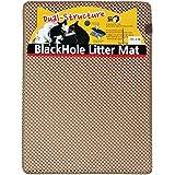 """Blackhole Cat Litter Mat - Large Size Rectangular 30"""" X 23"""" - Blackhole Litter Mat"""