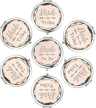 Hot Pink /& Metallic Gold Bride Tribe Favor Gift Bags For Bachelorette Hen Party FREE GIFTS INCLUDED Bridal Shower and Bridesmaids Proposal