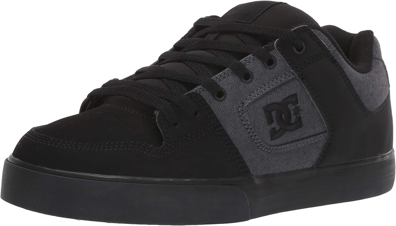 DC Men s Pure Tx Se Skate Shoe