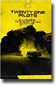 21 Pilots Poster 11x17