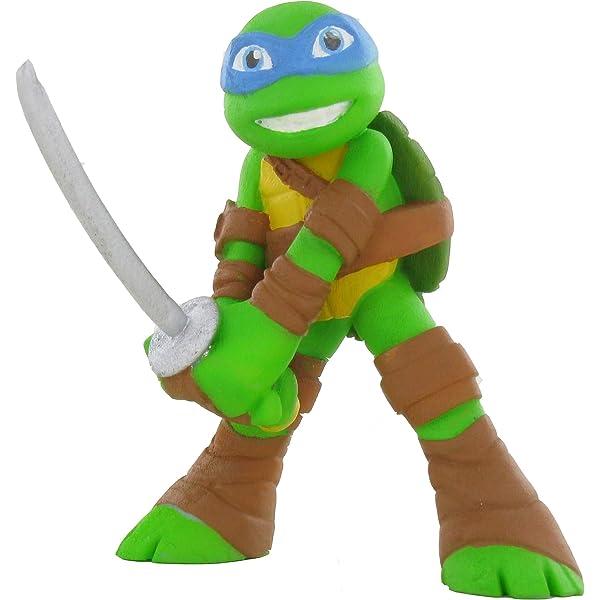 Tortugas Ninja - Figura Rafael (Comansi 99614): Amazon.es ...