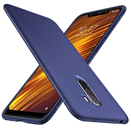 iBetter Xiaomi Pocophone F1 Funda Fina de Silicona, Xiaomi Pocophone F1 Funda Suave y Duradera, Funda de TPU. Funda para Smartphone Xiaomi Pocophone ...