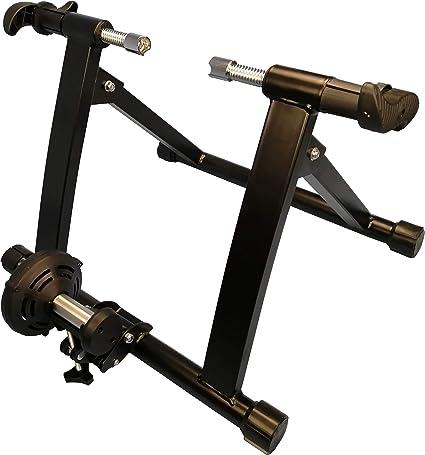 Rodillo de entrenamiento para bicicleta estática con dispositivo ...