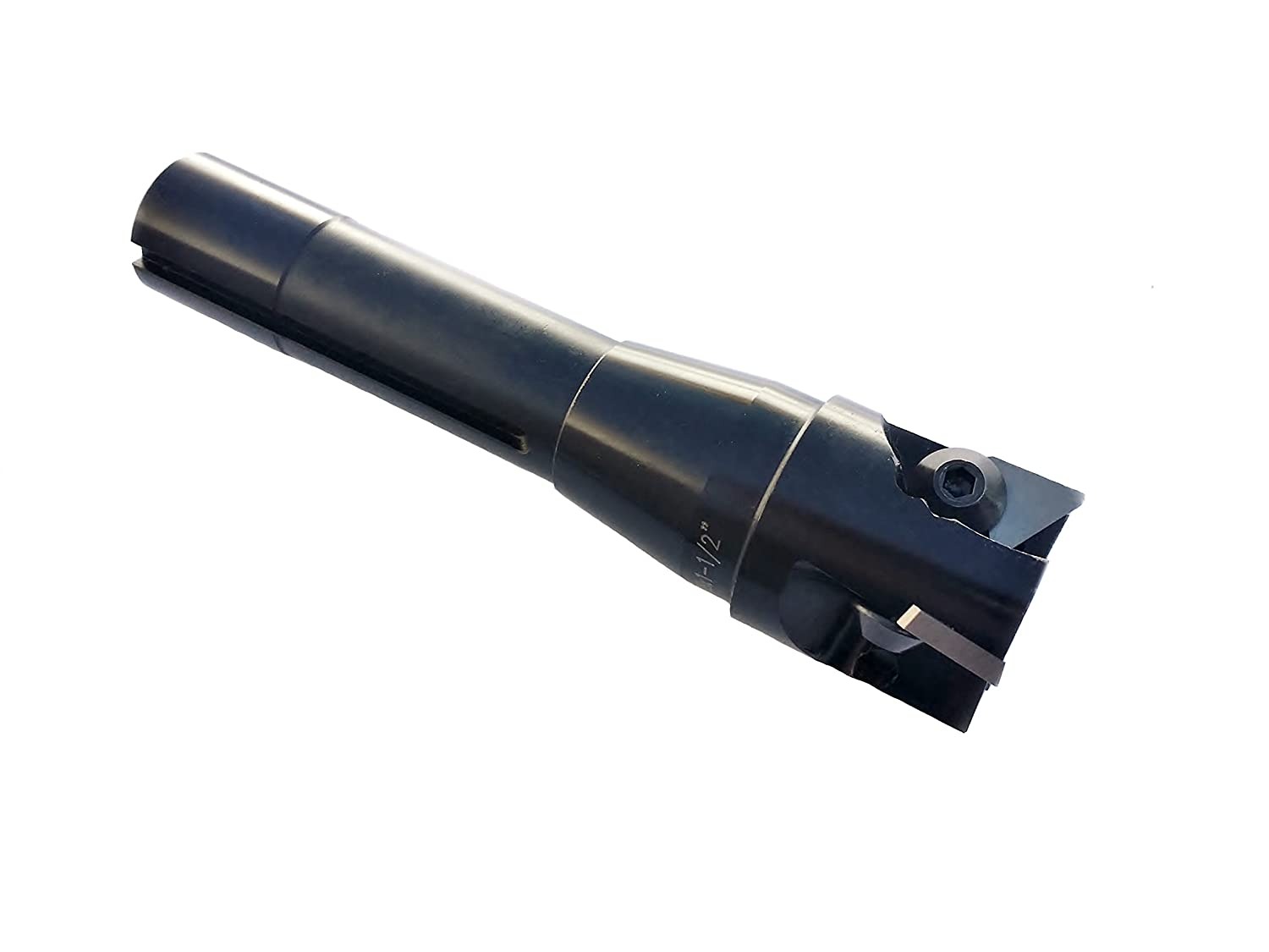 HHIP 1006-0011 1-1//2 Inch R8 Indexable End Mill