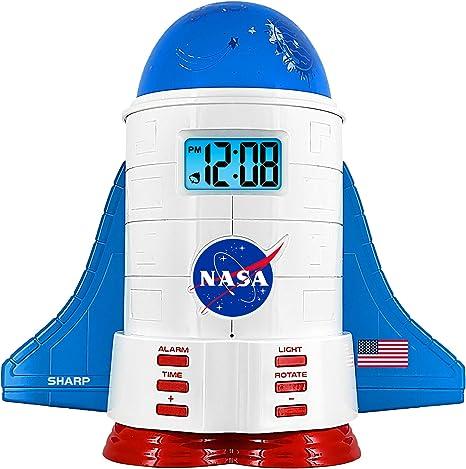 NASA Space Shuttle Alarm Clock