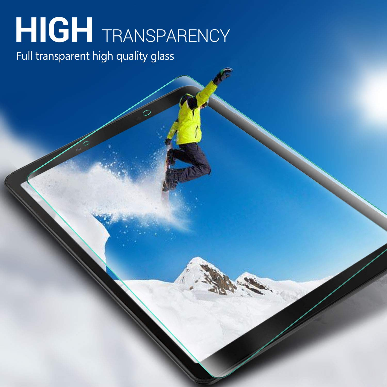 IVSO Protection /écran en Vitre Tempered pour Samsung T290//295 Galaxy Tab A 8.0 2019 Protecteur dEcran en Vitre Tempered pour Samsung Galaxy Tab A 8.0 2019 SM-T290//T295N 2 Pack