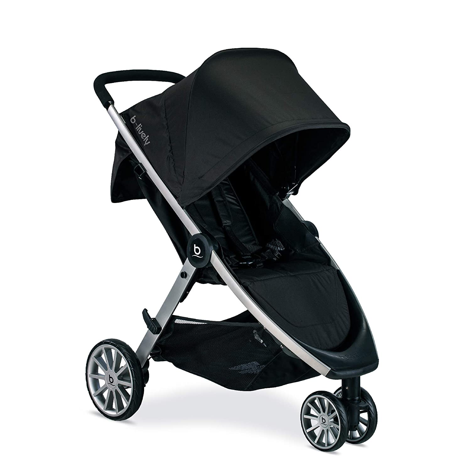BRITAX B Lively Lightweight Stroller- Most Lightweight Strollers For Toddlers