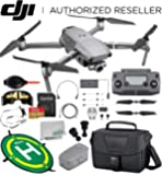 DJI Mavic 2 Zoom Drone Quadcopter with 24-48mm Optical Zoom Camera Must Have 1-Battery Kit