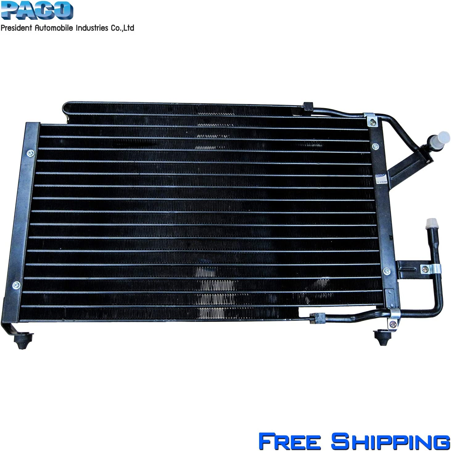 PACO Condenser for Ford Probe 1989