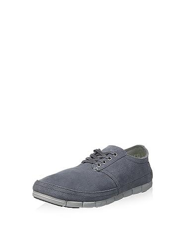 7689858ecd8 Crocs Stretch Sole Desert Shoe  Charcoal   Light Grey  EU 46-47   UK ...