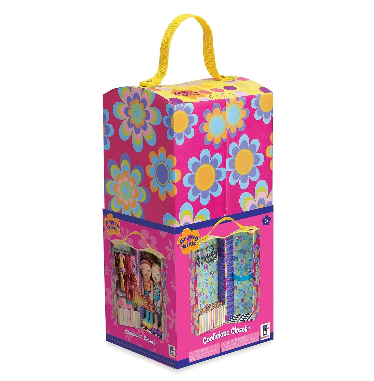 Manhattan Toy Groovy Girls Coolicious Closet Fashion Doll Accessory