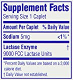 Lactaid Fast Act Caplets, 60 Count