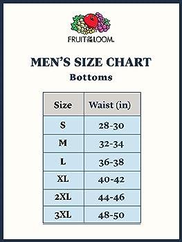 L XL XXL 3XL Cotton Fruit Of The Loom Mens Boxer Briefs Random Colors Sizes M