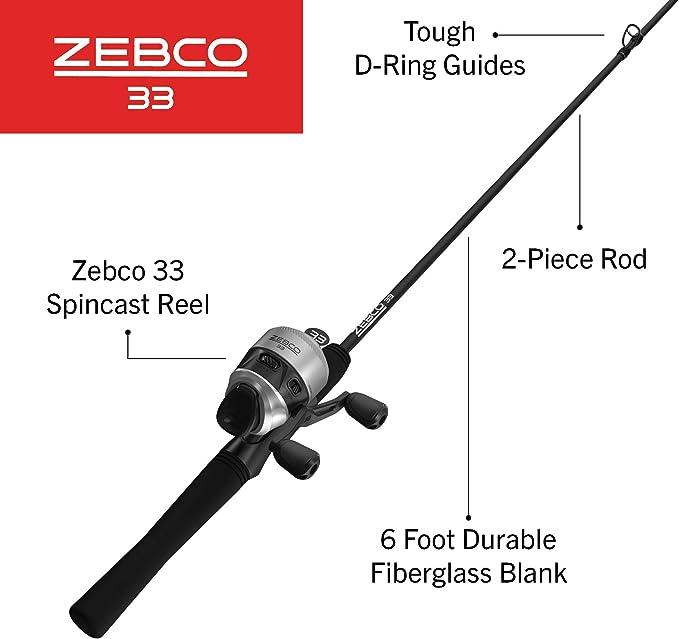 Zebco Tip Light Set