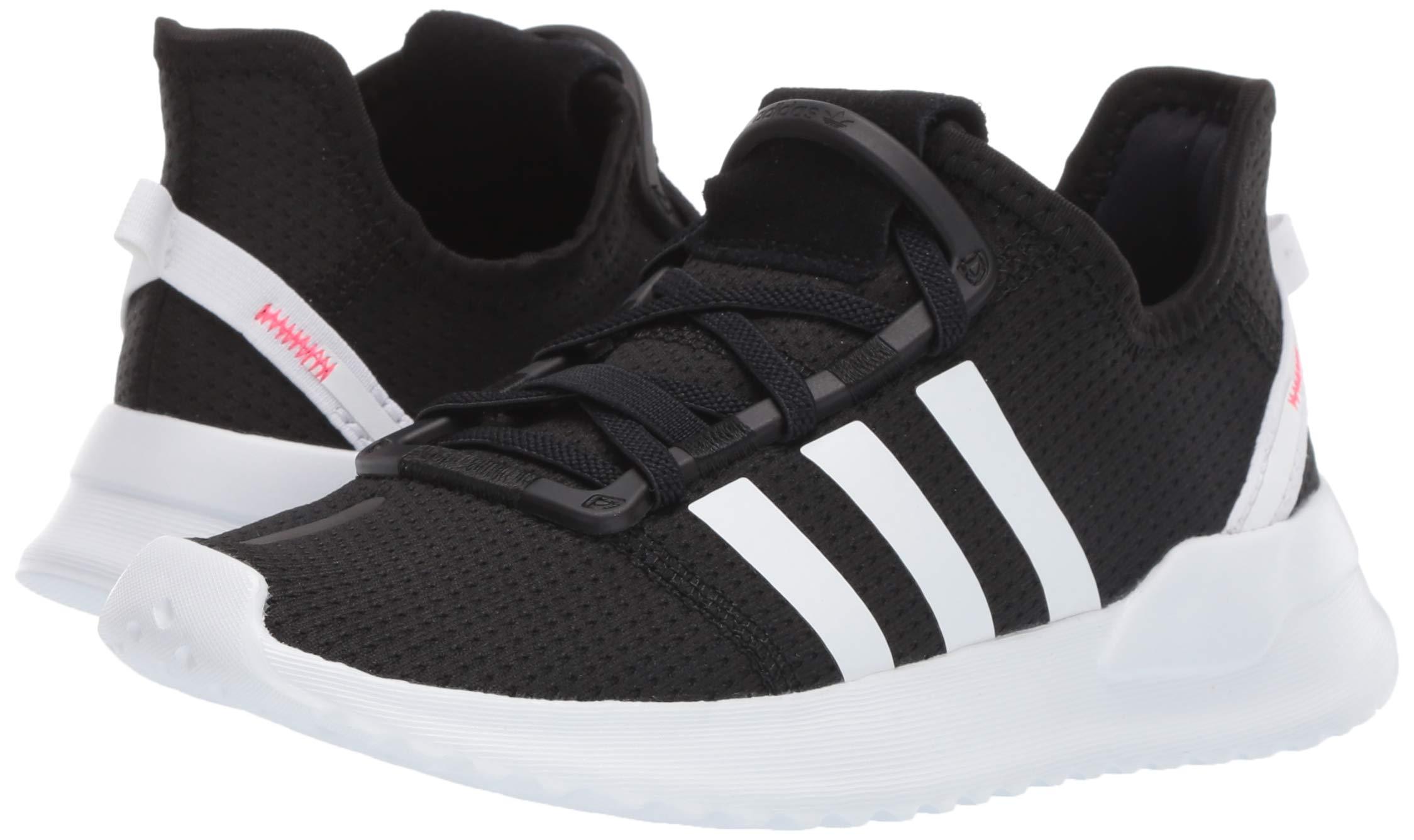 adidas Originals Baby U_Path Running Shoe Black/White/Shock red 6K M US Toddler by adidas Originals (Image #6)