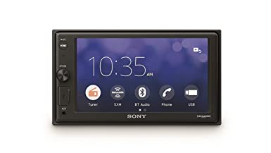 Sony XAVV10BT 15.7cm 6.2 inch Media Receiver with Bluetooth